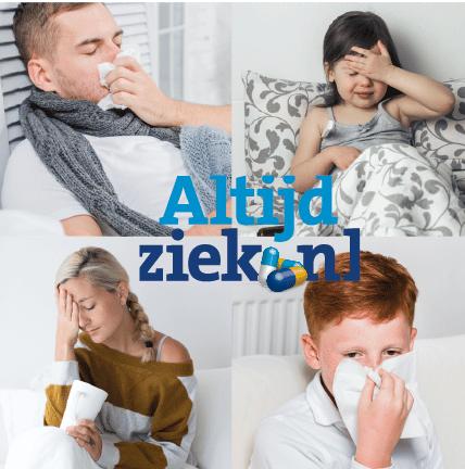 Altijdziek.nl campagne