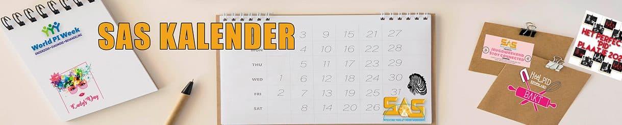 De SAS-kalender