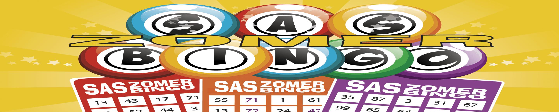 Zomer bingo 3 juli as